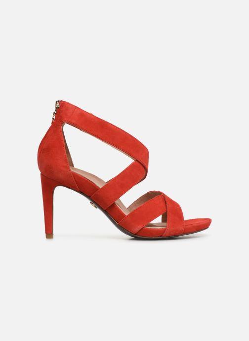 Sandales et nu-pieds Tamaris 28302 Rouge vue derrière