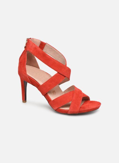 Sandales et nu-pieds Tamaris 28302 Rouge vue détail/paire