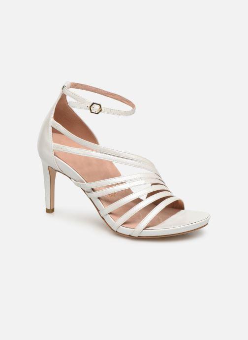 Sandaler Tamaris 28303 Hvid detaljeret billede af skoene