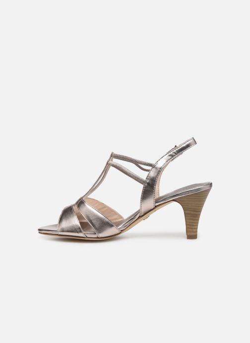 Sandales et nu-pieds Tamaris 28304 Rose vue face