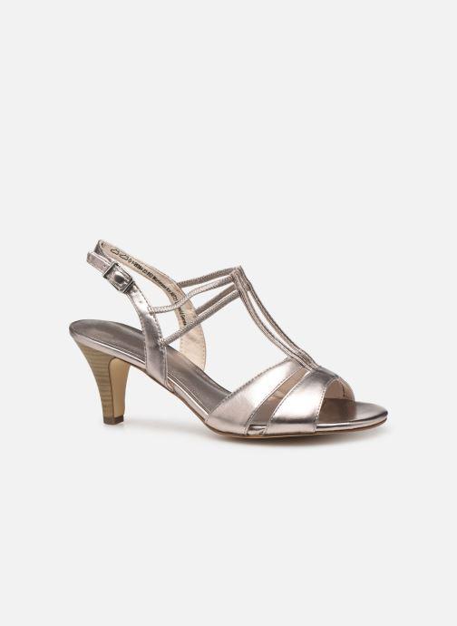 Sandales et nu-pieds Tamaris 28304 Rose vue derrière