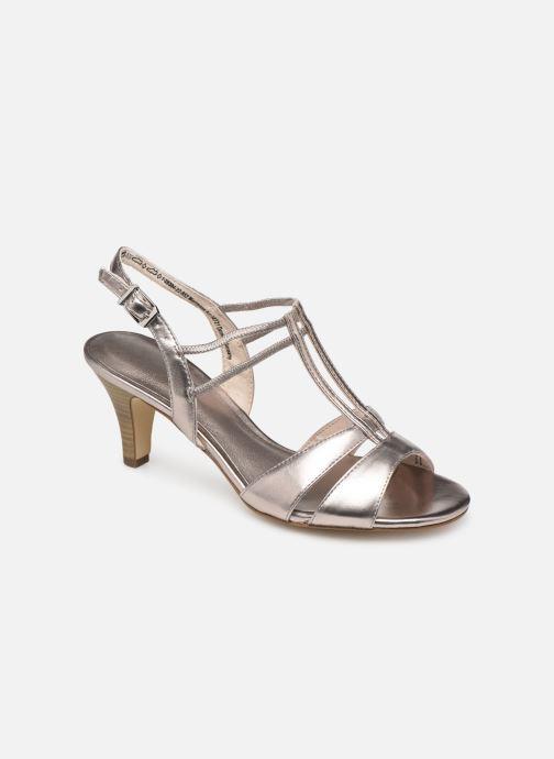Sandales et nu-pieds Tamaris 28304 Rose vue détail/paire