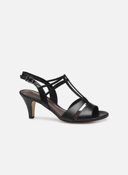 Sandales et nu-pieds Tamaris 28304 Noir vue derrière