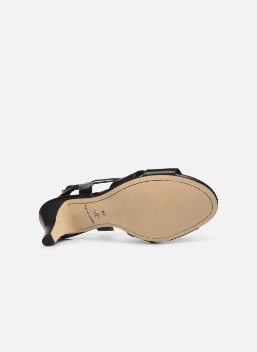 Sandales et nu-pieds Tamaris 28304 Noir vue haut