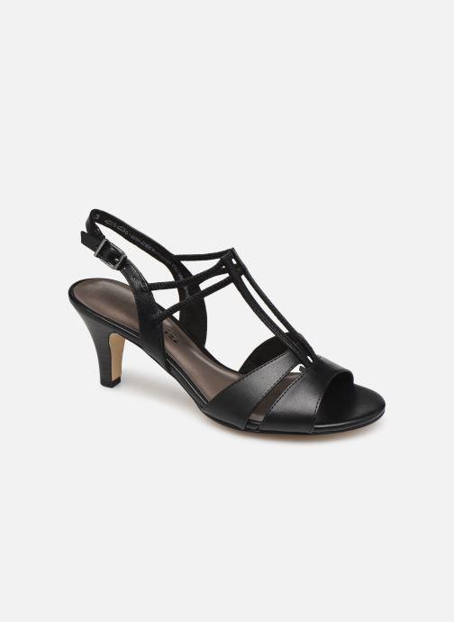 Sandales et nu-pieds Tamaris 28304 Noir vue détail/paire