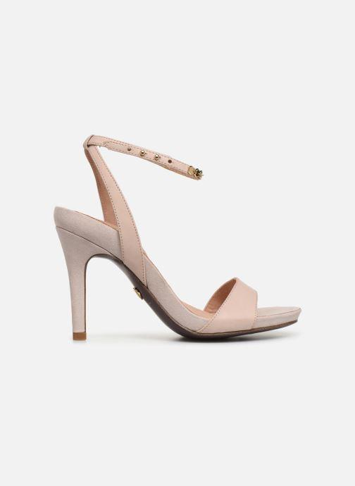 Sandales et nu-pieds Tamaris 28306 Beige vue derrière