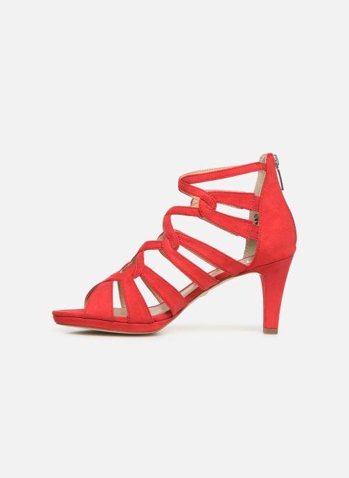 Sandali e scarpe aperte Tamaris 28353 Rosso immagine frontale