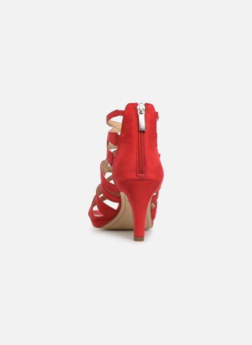 Sandali e scarpe aperte Tamaris 28353 Rosso immagine destra