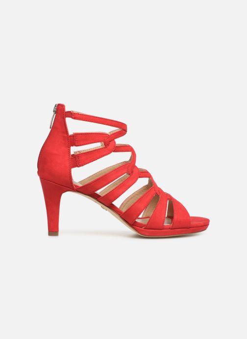 Sandali e scarpe aperte Tamaris 28353 Rosso immagine posteriore