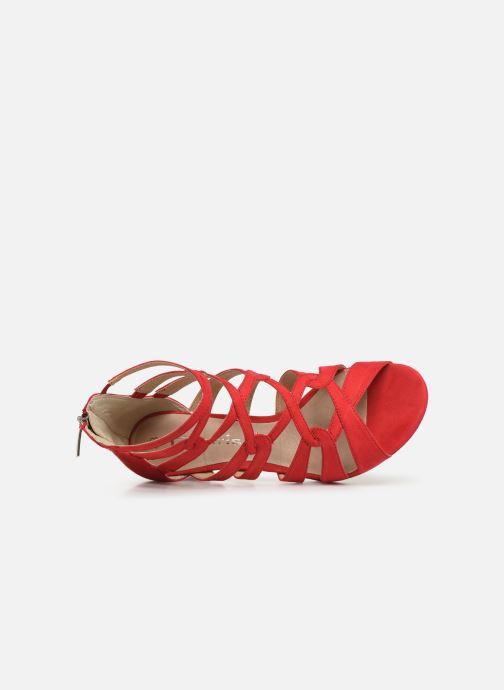Sandali e scarpe aperte Tamaris 28353 Rosso immagine sinistra