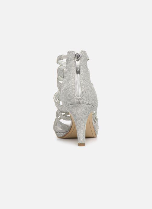 Sandali e scarpe aperte Tamaris 28353 Argento immagine destra