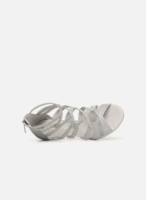 Sandalen Tamaris 28353 Zilver links
