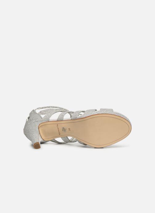 Sandali e scarpe aperte Tamaris 28353 Argento immagine dall'alto