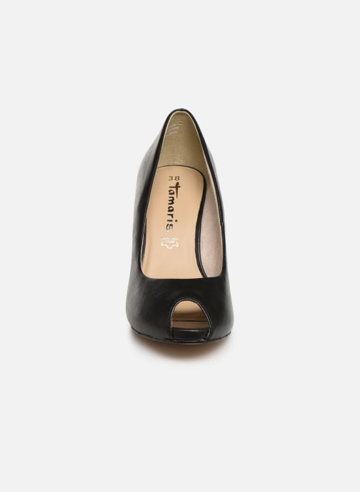 Escarpins Tamaris 29300 Noir vue portées chaussures