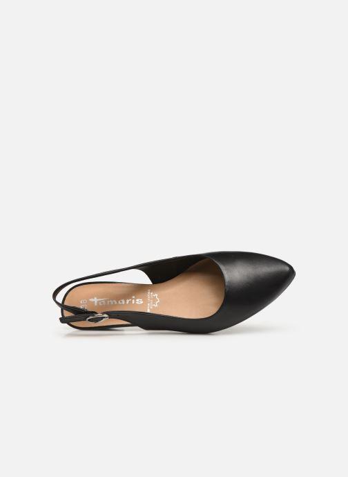 Sandali e scarpe aperte Tamaris 29400 Nero immagine sinistra