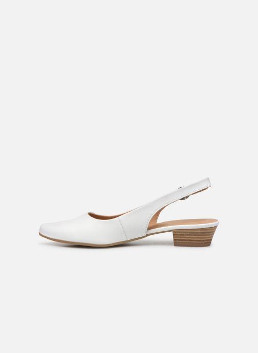 Sandali e scarpe aperte Tamaris 29400 Bianco immagine frontale