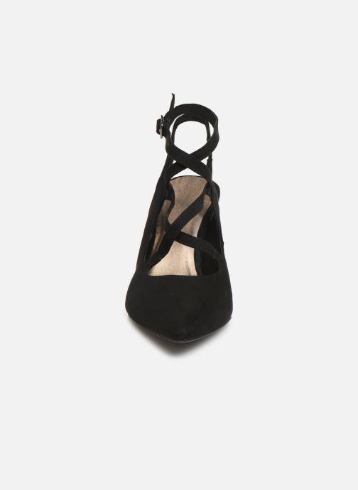 Sandales et nu-pieds Tamaris 29605 Noir vue portées chaussures