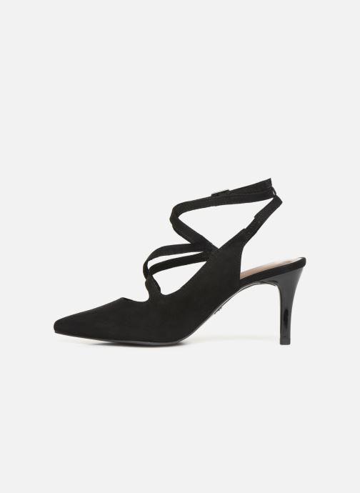 Sandales et nu-pieds Tamaris 29605 Noir vue face