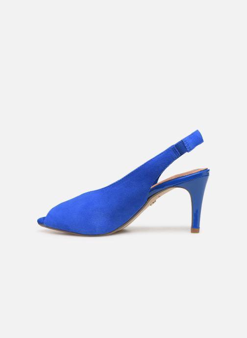 Zapatos de tacón Tamaris 29614 Azul vista de frente