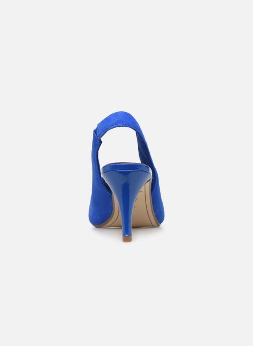 Zapatos de tacón Tamaris 29614 Azul vista lateral derecha