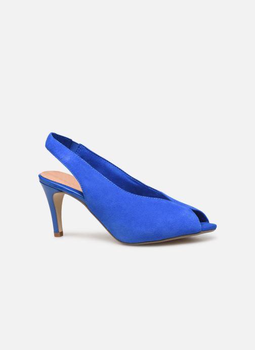 Zapatos de tacón Tamaris 29614 Azul vistra trasera