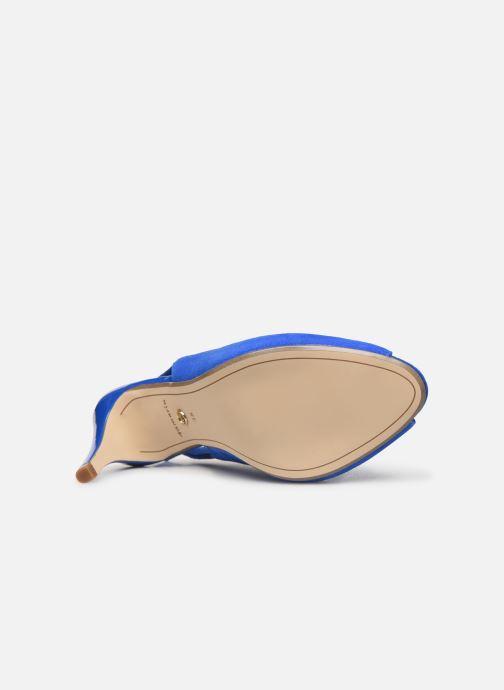 Zapatos de tacón Tamaris 29614 Azul vista de arriba