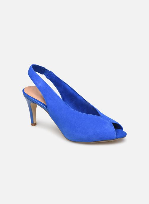 Zapatos de tacón Tamaris 29614 Azul vista de detalle / par