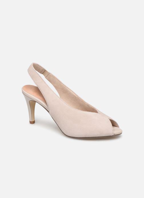 Høje hæle Tamaris 29614 Grå detaljeret billede af skoene