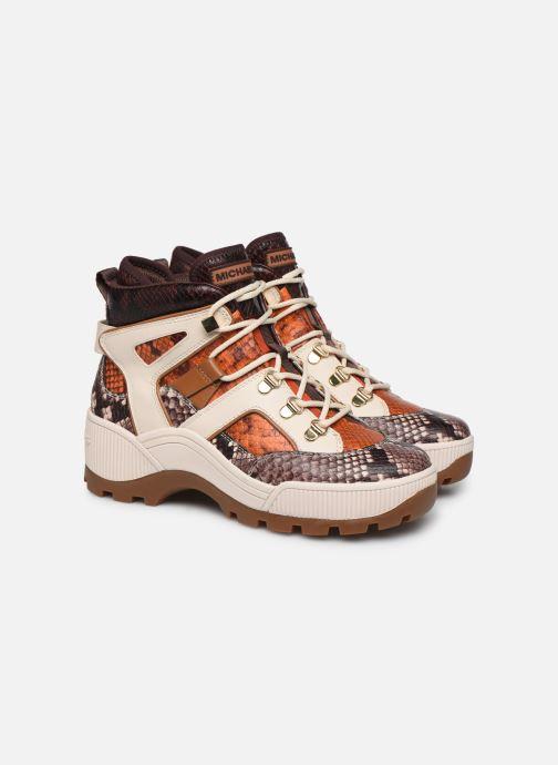 Bottines et boots Michael Michael Kors Brooke Bootie Multicolore vue 3/4