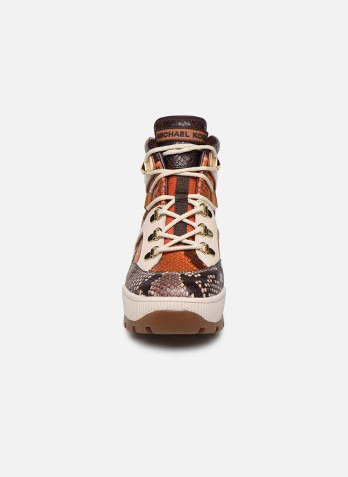Bottines et boots Michael Michael Kors Brooke Bootie Multicolore vue portées chaussures