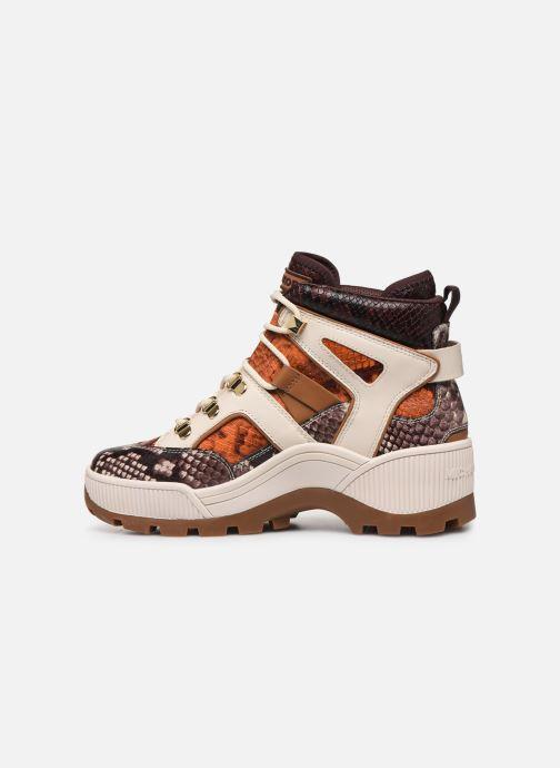 Bottines et boots Michael Michael Kors Brooke Bootie Multicolore vue face