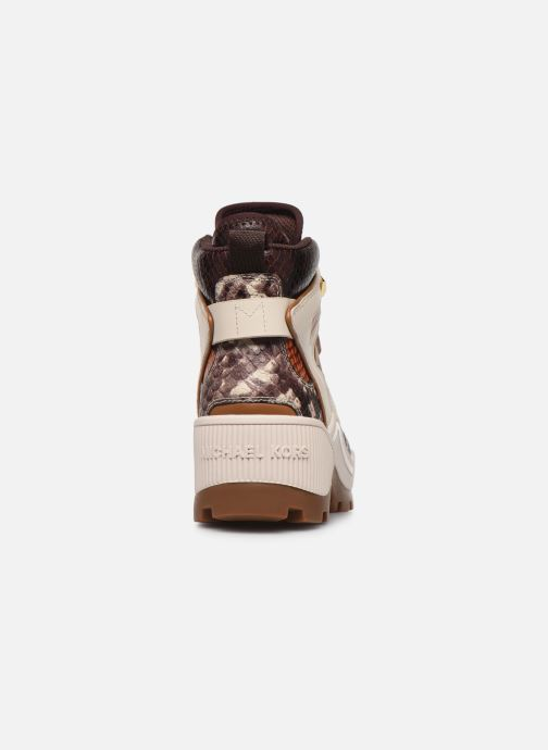 Bottines et boots Michael Michael Kors Brooke Bootie Multicolore vue droite