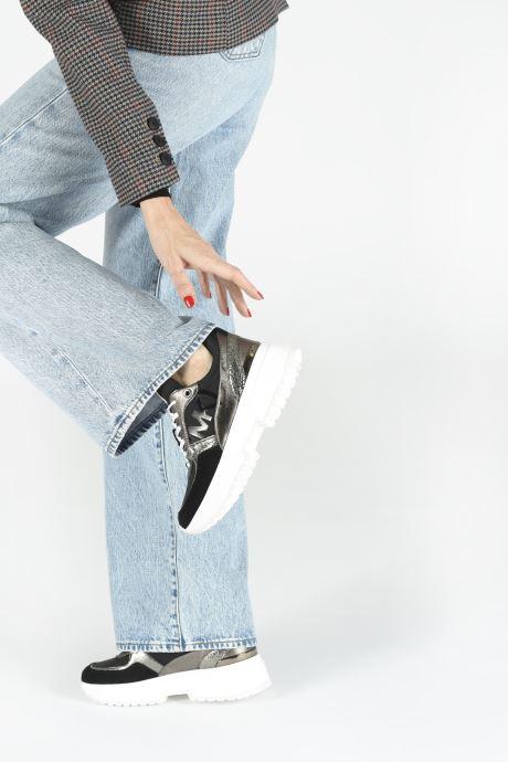 Sneakers Michael Michael Kors Ballard Trainer Nero immagine dal basso