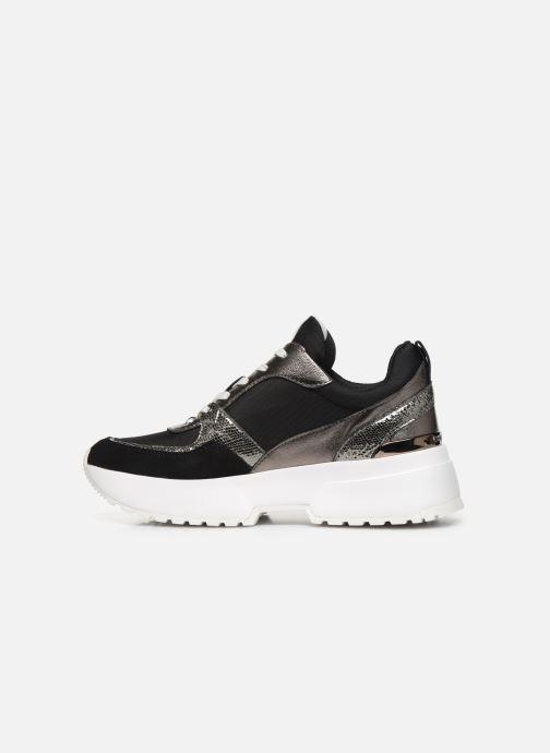 Sneakers Michael Michael Kors Ballard Trainer Nero immagine frontale