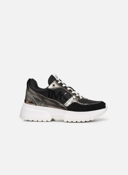 Sneakers Michael Michael Kors Ballard Trainer Nero immagine posteriore