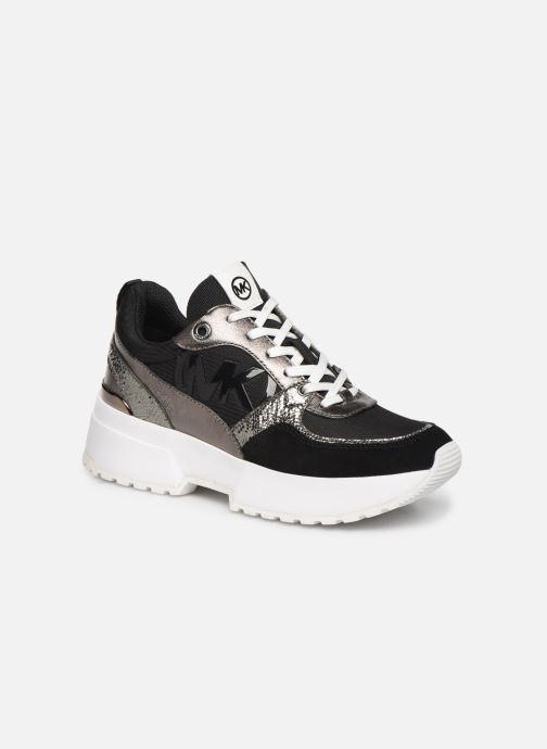 Sneakers Michael Michael Kors Ballard Trainer Nero vedi dettaglio/paio