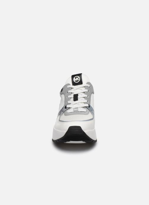 Sneaker Michael Michael Kors Ballard Trainer weiß schuhe getragen