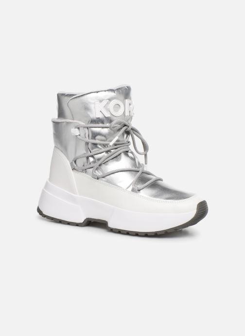 Sneakers Michael Michael Kors Cassia Bootie Sølv detaljeret billede af skoene