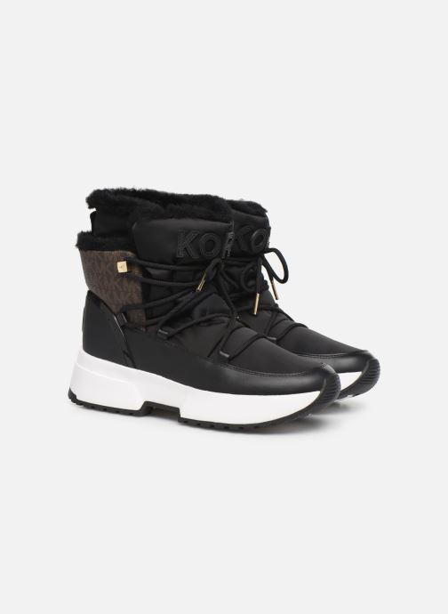 Sneakers Michael Michael Kors Cassia Bootie Nero immagine 3/4