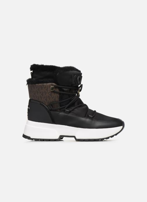 Sneakers Michael Michael Kors Cassia Bootie Nero immagine posteriore