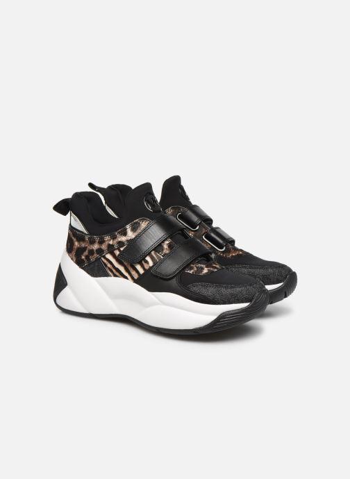 Sneaker Michael Michael Kors Keeley Trainer schwarz 3 von 4 ansichten