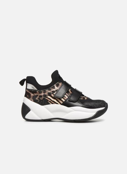 Sneaker Michael Michael Kors Keeley Trainer schwarz ansicht von hinten