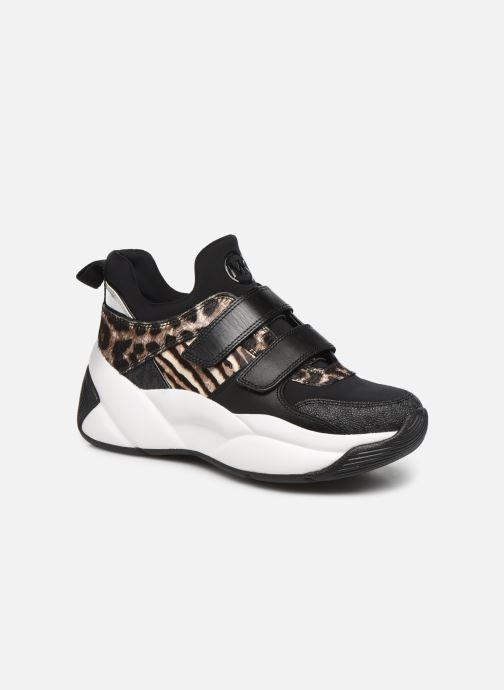 Sneaker Michael Michael Kors Keeley Trainer schwarz detaillierte ansicht/modell
