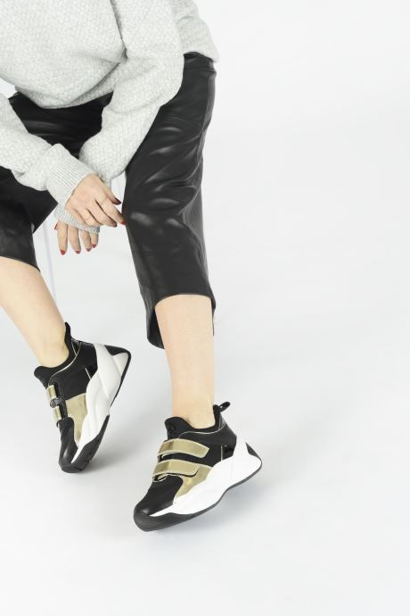 Sneakers Michael Michael Kors Keeley Trainer Zwart onder