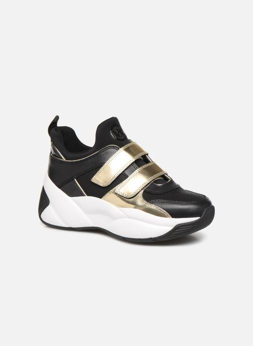 Sneakers Michael Michael Kors Keeley Trainer Zwart detail