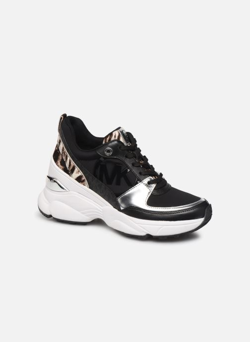 Sneaker Michael Michael Kors Mickey Trainer schwarz detaillierte ansicht/modell