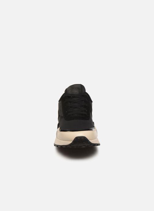 Baskets Michael Michael Kors Monroe Trainer Noir vue portées chaussures