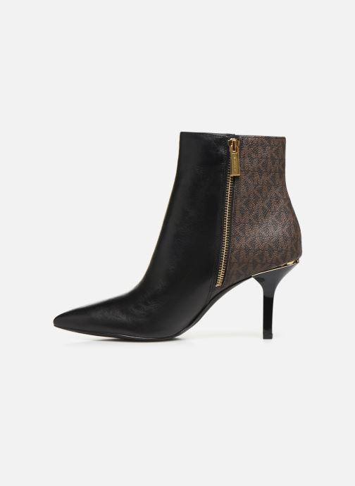 Boots en enkellaarsjes Michael Michael Kors Katerina Bootie Zwart voorkant