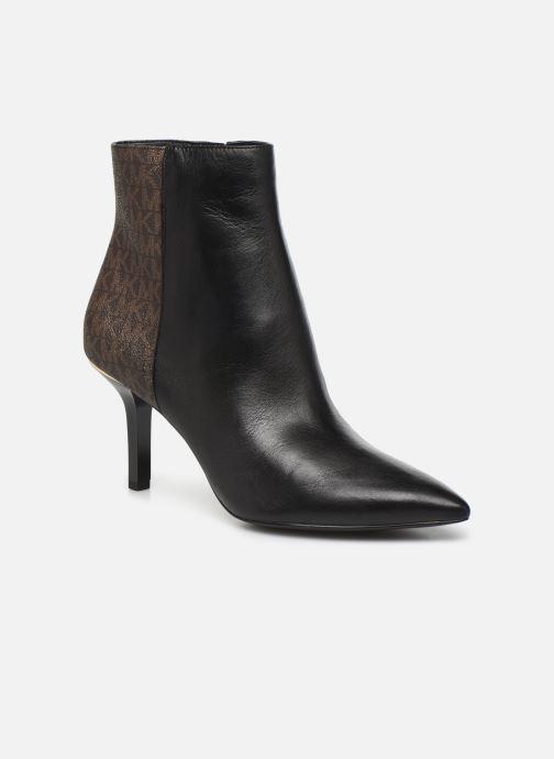 Bottines et boots Michael Michael Kors Katerina Bootie Noir vue détail/paire