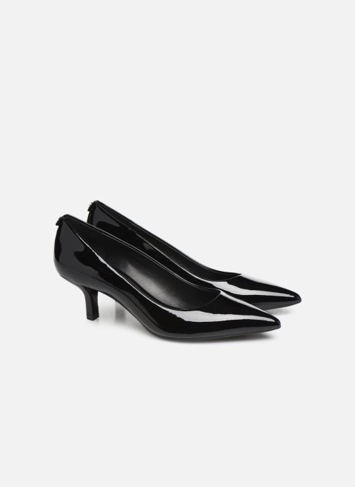 Zapatos de tacón Michael Michael Kors Katerina Flex Kitten Pump Negro vista 3/4